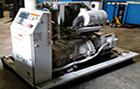 Used CRS75 Compair Air Compressor located in Toronto Ontario